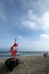 20141018-0008 (df1hx) Tags: beach strand germany deutschland boot boat balticsea ostsee mecklenburgvorpommern baabe fischerboot rugen
