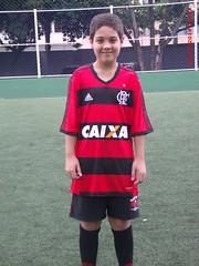 Vencedor da Camiseta Oficial do Clube do Flamengo