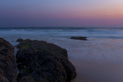 morning light snapper rocks (jakecluleephotos) Tags: longexposure beach sunrise australia queensland goldcoast snapperrocks