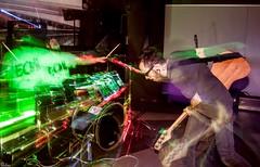 ESCOLOPENDRA FOTOS DE JESS (Ivan Witchfinder) Tags: doom sludge ponferrada ruido mugre escolopendra