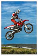 #28 jumping (F. Peter Blank) Tags: sport jump cross peter blank 28 motocross sprung adac motorrad 2014 fpb hohenlinden beedaaah
