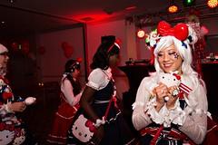 Hello Kitty Birthday Party (helloflux) Tags: 40th losangeles anniversary hellokitty birthdayparty sanrio koreatown linehotel hbdhellokitty