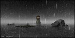 Temps de chiens (Tim Deschanel) Tags: rain landscape grey gris tim pluie sl atlantis second paysage deschanel ksa h22o