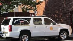 New City(NY) FD Chief (esu105) Tags: new city truck fire chief fd