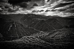 between the mountains ... (sermatimati) Tags: montagne nikon ombre basilicata cielo luci autunno magia fascino orsomarso geodesia incastonato sermatimati