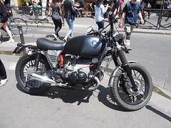 Retro BMW bike!