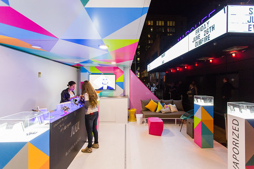 Experiential Marketing Tour | Pop-up retail Cargo Containers
