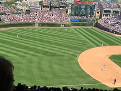 """Cubs Game the Day Before the Wedding • <a style=""""font-size:0.8em;"""" href=""""http://www.flickr.com/photos/109120354@N07/19447178042/"""" target=""""_blank"""">View on Flickr</a>"""
