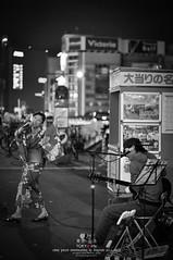 Shinjuku Street Live (Pop_narute) Tags: shinjuku tokyo japan street live life japanese people music