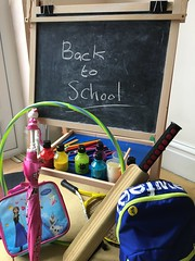 A Chalk Board Celebrating the Back to School Season (itnmarkeducation) Tags: school lesson class chalk chalkboard teach teaching teacher backtoschool term termtime halfterm schoolholiday halftermholiday summerholiday
