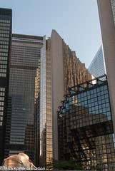 Kanada-Tour 2013 durch Ontario, Alberta und British Columbia (klausmoseleit) Tags: toronto kanada orte reflexionen jahreszeit häuser wolkenkratzer gebäude sommer ontario