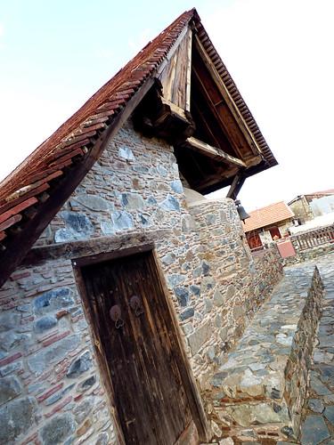Pedoulas - Church of Archangelos Michail, exterior