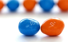 Macro (Sa Mu) Tags: flickrfriday synecdoche orangeandblue macromondays macro