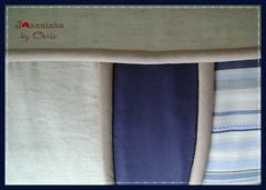 debrum das laterais do berço (Joanninha by Chris) Tags: handmade feitoamão enxovalbebe enxovalmenino patchwork baby bebê beddingsetsbaby protetoresdeberço origami artesanato ursinho