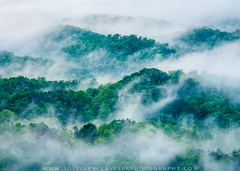 Great Smoky Mountains TN Smoke And Ridges (Solitary Traveler Photography) Tags: greatsmokymountains tennessee fog mist morning travel transportation overlook outdoors mountains mystical green appalachians beautiful clouds dramatic epic nikon landscape nature peaceful photography ridge unique