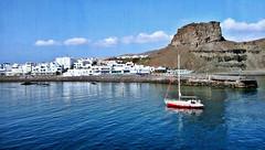 Puerto de Las Nieves. Agaete. Gran Canaria (☮ Montse;-))) Tags: agaete travesía mar acantilados rocas abril10 vacaciones semanasanta 2017
