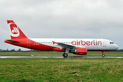 D-ABFR  A320-214  Air Berlin (n707pm) Tags: dabfr a320 airbus 320 airport airpalne airliner aircraft airline ber airberlin iac ber112z einn snn ireland coclare rineanna 05032107 cn4631 shannonairport painting
