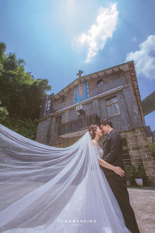 新店教堂,深坑華梵大學,深坑老街,拍婚紗,婚紗攝影