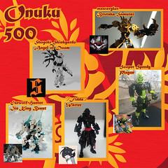 500 Followers - Feature 4 (0nuku) Tags: bionicle lego moc feature spotlight
