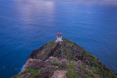 IMG_3539 (mnuckols3485) Tags: sea coast cliff ocean water lighthouse shore tropical hawaii oahu makapuu