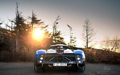 Japan. (Alex Penfold) Tags: pagani zonda cinque roadster blue supercars supercar super car cars autos alex penfold 2016 mount fuji japan