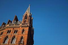 St. Pancras Renaissance Hotel - 07.04.17 (julietarnd) Tags: vsco stpancras london fuji x100s fujix100s