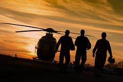 DSC_9730 (Paul Humphries68) Tags: aviation events midlandsairambulance sunsetsunrise tatenhill