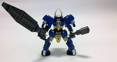 Lego Helmwige Reincar from Gundam Iron Blooded Orphans (funnystuffs) Tags: lego helmwige reincar gundam iron blooded orphans mecha mobile suit moc isurugi camice ibo barbatos gjallarhorn