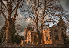 St Andrews of Alwalton (Coisroux) Tags: churches parish alwalton tower graveyard stonework transepts chapel chancel historic d5500 nikond trees oak windows stainedwindows ancient architecture courtyard imposing grand village peterborough cambridgehire serene vaulted walls