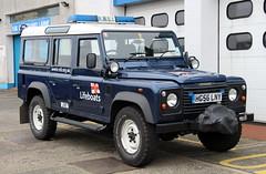 RNLI / HG56 LNY / Land Rover Defender / Response Vehicle (Nick 999) Tags: rnli hg56 lny land rover defender response vehicle emergency blue lights sirens hg56lny landroverdefender responsevehicle royal national lifeboat institution royalnationallifeboatinstitution