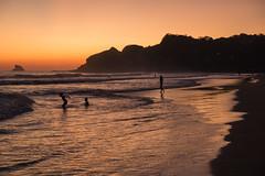 Mazunte Zipolite Beach sunset Mexico-4