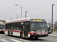 Toronto Transit Commission 8614 (YT | transport photography) Tags: ttc toronto transit commission nova bus lfs