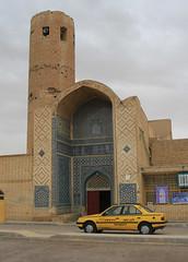 Jame Mosque of Varzaneh (Wild Chroma) Tags: varzaneh mosque iran jame jamemosque