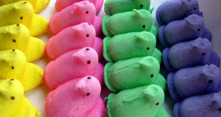 Madness of the Peeps, Easter candy favorite of Americans do know what?