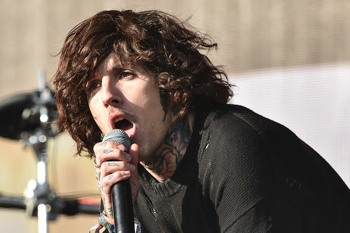 Bring Me The Horizon, Glastonbury 2016 Other Stage - Sara Bowrey-2