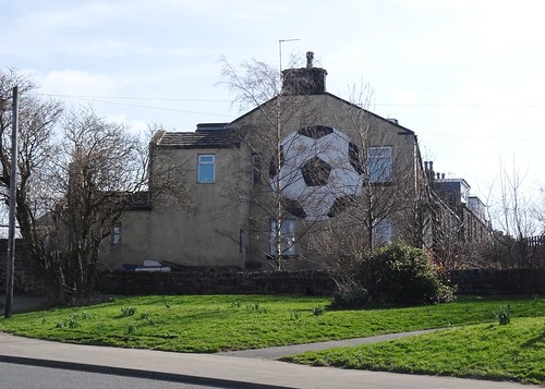 Football Mural, Yeadon