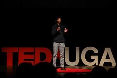 Cameron Harris @ TEDxUGA 2017: Spectrum