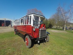 1928 Northern General Bus (Uktransportvideos82) Tags: 1928 northern