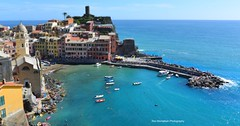 Cinque Terre Italy (Rex Montalban Photography) Tags: rexmontalbanphotography italy vernazza cinqueterre tiltshift