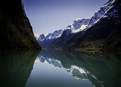 Lovatnet (Askjell) Tags: briksdal lake loen lovatnet nordfjord norway sognogfjordane stryn