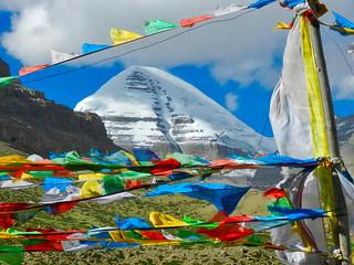 Sacred Mt Kailash
