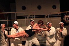 Anything Goes (rjgabor) Tags: people actors anything goes maplegrove highschool bemuspoint newyork