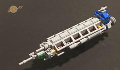 Primo (SweStar) Tags: swestar swebrick classic space spaceship micro neo neoclassicspace nano