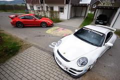 Porsche 911 GT3 Duo (Julien Boucheteau - Photography) Tags: porsche 911 gt3 duo 38l 36l 997 martini nurburgring nordschleife ringtool grüneholle porncar dreamcar