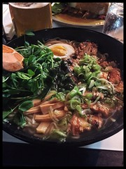 Japanese Food (nick_ciantar) Tags: london uk england effects snapseed vsco food japenese
