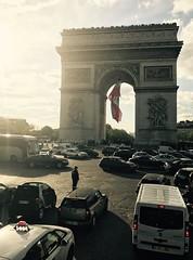 Arc de Triomphe (hayleylclark) Tags: paris arcdetriomphe