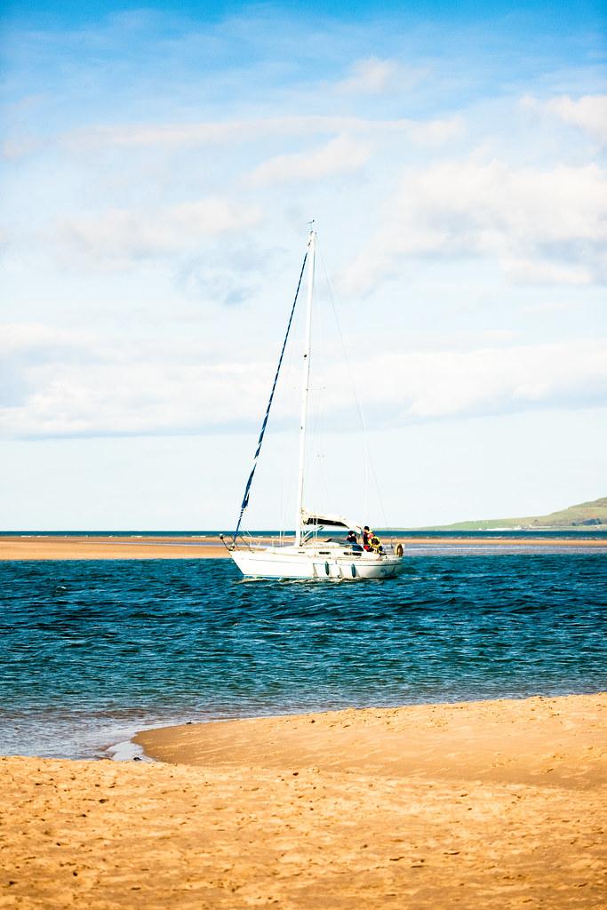 Boating In Malahide [Ireland] Ref-143
