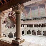 Palacio de los duques de Bragança en GUIMARAES, PORTUGAL (2)