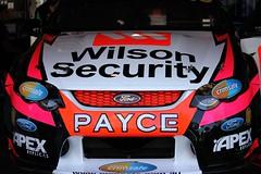 Wilson Security DJR (-Fuze-) Tags: race queensland circuit surfersparadise goldcoast v8supercars v8sc gc600