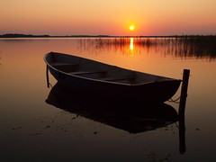 Memories of Warm Summer Evenings, 1 (Axiraa - back very soon) Tags: sunset summer sun lake water swim lago see evening boat meer estonia estland viro estonie λίμνη эстония saadjärv tartumaa oзеро vanagram εσθονία